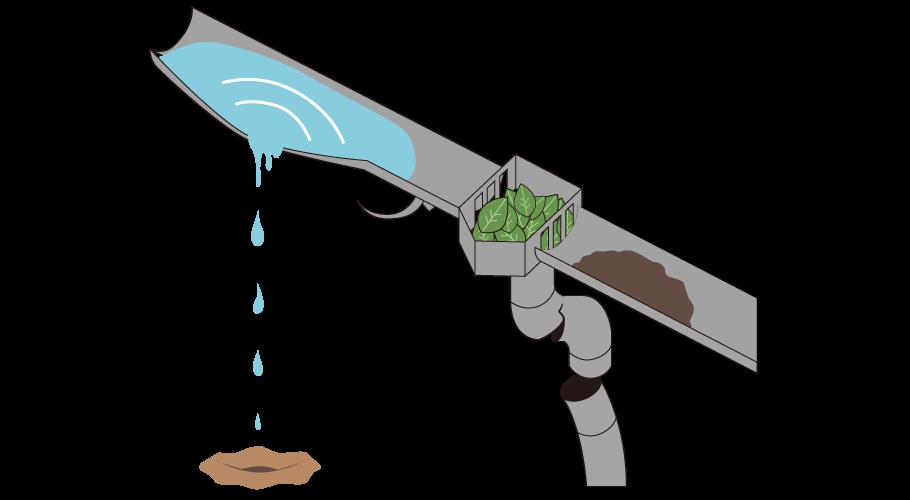 雨樋画像2