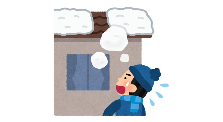 雪害画像1